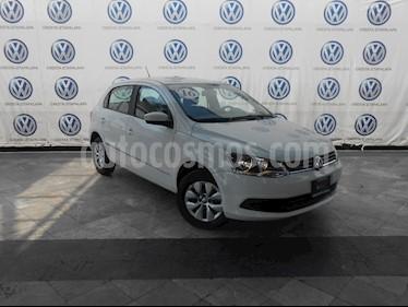 Foto venta Auto usado Volkswagen Gol Sedan CL Aire (2016) color Blanco Candy precio $129,000