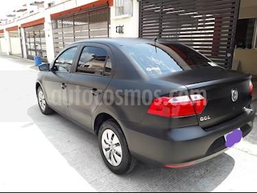 Foto Volkswagen Gol Sedan CL Seguridad usado (2014) color Negro precio $105,000