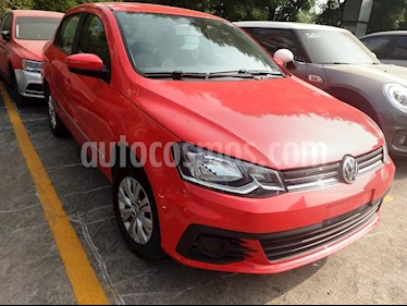 Foto venta Auto usado Volkswagen Gol Sedan CL Seguridad (2018) color Rojo Flash precio $188,000