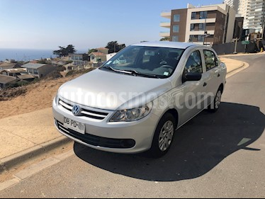 Volkswagen Gol Sedan 1.6 Power Aa usado (2011) color Gris precio $3.700.000