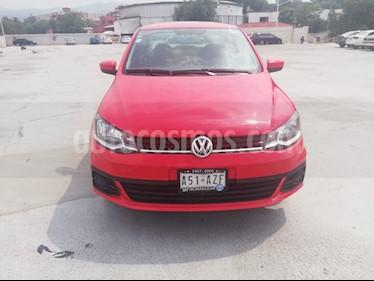 Foto venta Auto usado Volkswagen Gol Sedan CL (2018) color Rojo Flash precio $190,000
