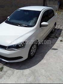 Volkswagen Gol Sedan CL usado (2016) color Blanco Candy precio $120,000