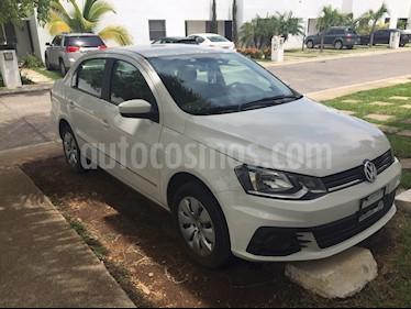 Volkswagen Gol Sedan Comfortline usado (2017) color Blanco precio $125,000