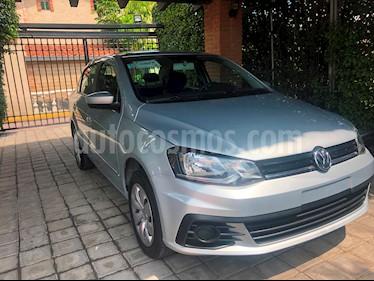 Foto Volkswagen Gol Sedan Comfortline usado (2017) color Gris Platino precio $137,000