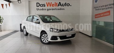 Volkswagen Gol Sedan I - Motion usado (2018) color Blanco Candy precio $195,000