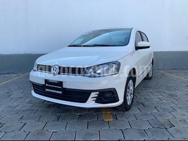 Volkswagen Gol Sedan Trendline Ac usado (2018) color Blanco precio $180,000