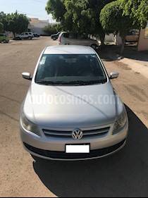 Foto Volkswagen Gol Sedan Trendline Ac usado (2011) color Plata precio $82,000
