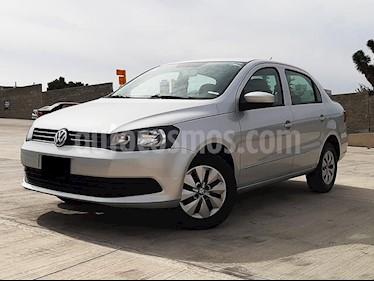 Foto Volkswagen Gol Sedan CL usado (2015) color Plata precio $122,000