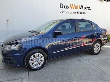 Volkswagen Gol Sedan I - Motion usado (2017) color Azul Noche precio $154,900