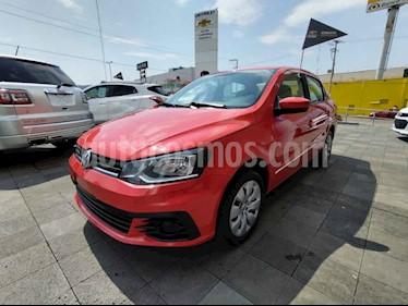 Volkswagen Gol Sedan Comfortline usado (2017) color Rojo precio $135,000