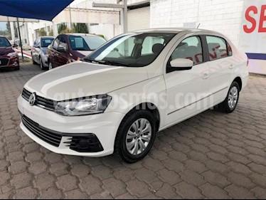 Volkswagen Gol Sedan Trendline usado (2017) color Blanco precio $145,000