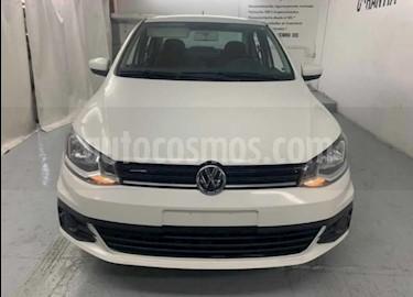 Volkswagen Gol Sedan Trendline usado (2018) color Blanco Candy precio $154,900