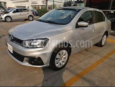 Volkswagen Gol Sedan Trendline usado (2017) color Plata precio $160,000