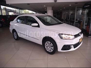 Volkswagen Gol Sedan Trendline usado (2017) color Blanco precio $129,000