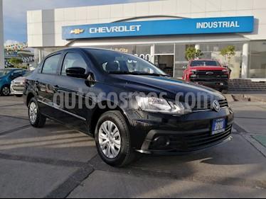 Volkswagen Gol Sedan Trendline usado (2018) color Negro precio $159,000