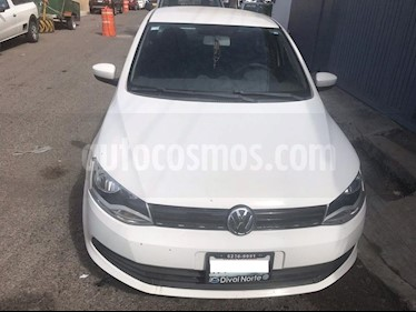 Volkswagen Gol Sedan CL usado (2016) color Blanco Candy precio $109,949