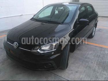 Volkswagen Gol Sedan Trendline usado (2018) color Negro precio $175,000