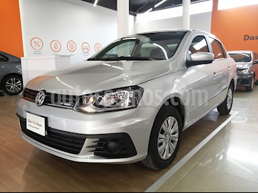 Volkswagen Gol Sedan Trendline Ac Seguridad usado (2018) color Plata precio $175,000
