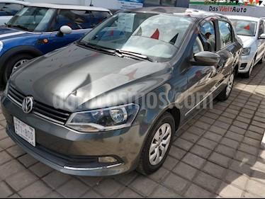 Volkswagen Gol Sedan CL Aire usado (2016) color Verde precio $149,500
