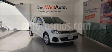 Volkswagen Gol Sedan Trendline usado (2018) color Blanco Candy precio $169,000