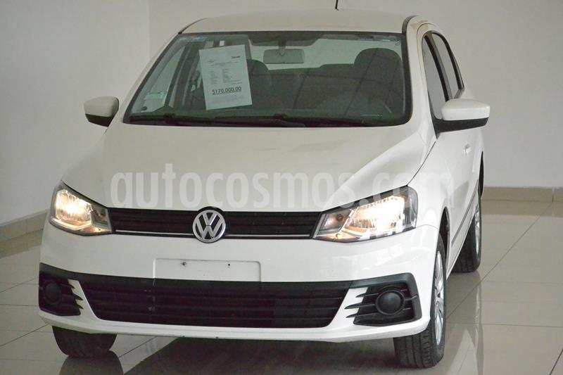 Foto Volkswagen Gol Sedan 1.6L usado (2018) color Blanco precio $170,000