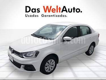 Volkswagen Gol Sedan Trendline usado (2018) color Blanco precio $160,000