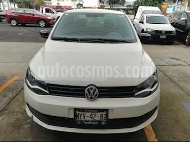 Volkswagen Gol Sedan 1.6L usado (2016) color Blanco Candy precio $118,000
