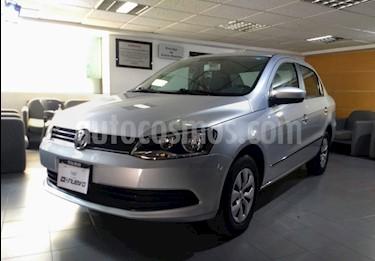 Volkswagen Gol Sedan CL usado (2016) color Plata precio $130,000