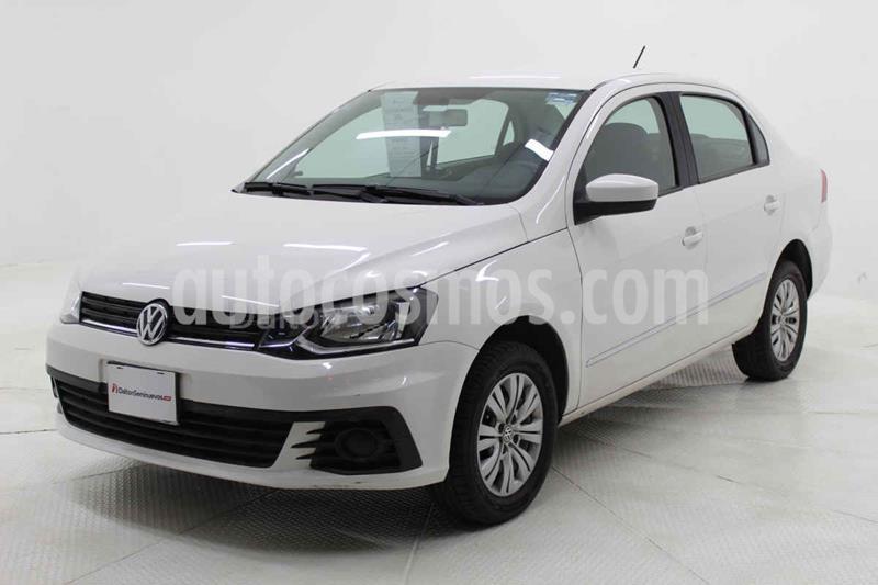 Volkswagen Gol Sedan 1.6L usado (2017) color Blanco precio $145,000