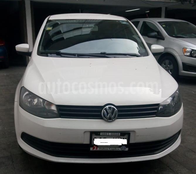 Volkswagen Gol Sedan CL Aire usado (2013) color Blanco precio $86,000