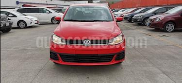 Volkswagen Gol Sedan Trendline Ac usado (2018) color Rojo precio $170,000