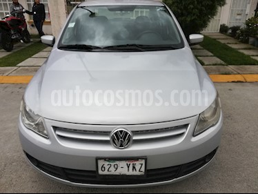 Foto Volkswagen Gol Sedan Trendline Ac Seguridad usado (2012) color Plata precio $92,000
