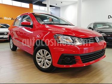 Foto venta Auto usado Volkswagen Gol Sedan Trendline Ac Seguridad (2018) color Rojo precio $170,000