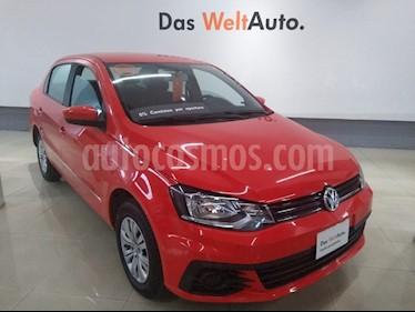 Foto venta Auto usado Volkswagen Gol Sedan Trendline Ac Seguridad (2018) color Rojo precio $188,000