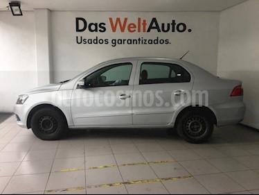 Foto venta Auto usado Volkswagen Gol Sedan Trendline Ac Seguridad (2013) color Plata precio $99,000