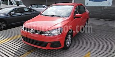 Foto venta Auto Seminuevo Volkswagen Gol Sedan Trendline Ac (2018) color Rojo precio $190,000