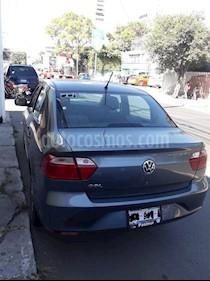 Volkswagen Gol Sedan Trendline Ac usado (2017) color Gris precio $142,000