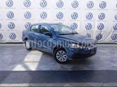 Foto venta Auto usado Volkswagen Gol Sedan Trendline Ac (2018) color Azul precio $184,000