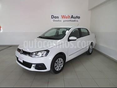 Foto venta Auto usado Volkswagen Gol Sedan Trendline Ac (2018) color Blanco precio $178,284