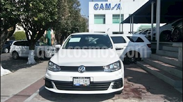 Foto venta Auto Seminuevo Volkswagen Gol Sedan Trendline I - Motion (2017) color Blanco precio $174,900
