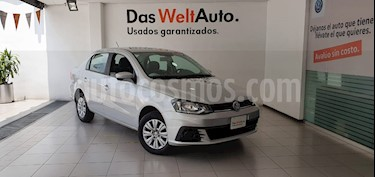 Volkswagen Gol Sedan Trendline I - Motion usado (2018) color Plata precio $195,000