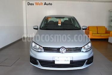 Foto Volkswagen Gol Sedan Trendline usado (2018) color Plata precio $178,000