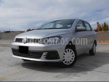 Foto venta Auto Seminuevo Volkswagen Gol Sedan Trendline (2018) color Plata