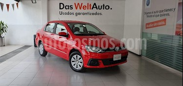 Foto Volkswagen Gol Sedan Trendline usado (2018) color Rojo Flash precio $188,900
