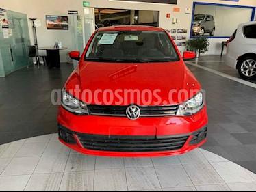 Foto venta Auto usado Volkswagen Gol Sedan Trendline (2018) color Rojo precio $169,000