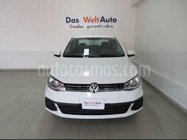 Foto venta Auto usado Volkswagen Gol Sedan Trendline (2018) color Blanco precio $168,284