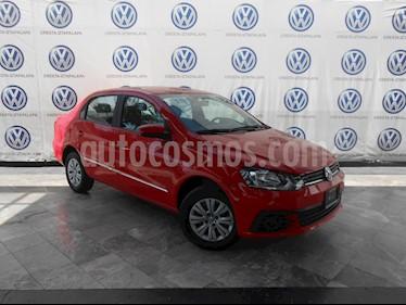 foto Volkswagen Gol Sedán Trendline usado (2018) color Rojo precio $179,000