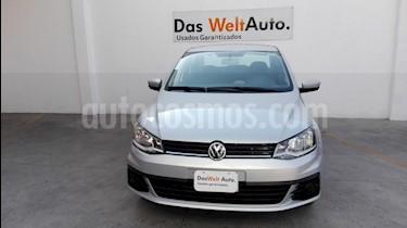 Foto venta Auto usado Volkswagen Gol Sedan Trendline (2018) color Plata precio $190,000