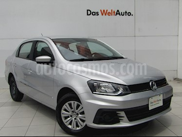 Foto Volkswagen Gol Sedan Trendline usado (2018) color Plata precio $176,000