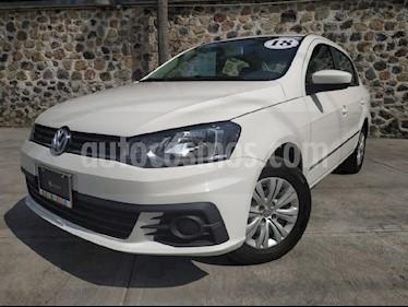 Foto venta Auto usado Volkswagen Gol Sedan Trendline (2018) color Blanco precio $185,000